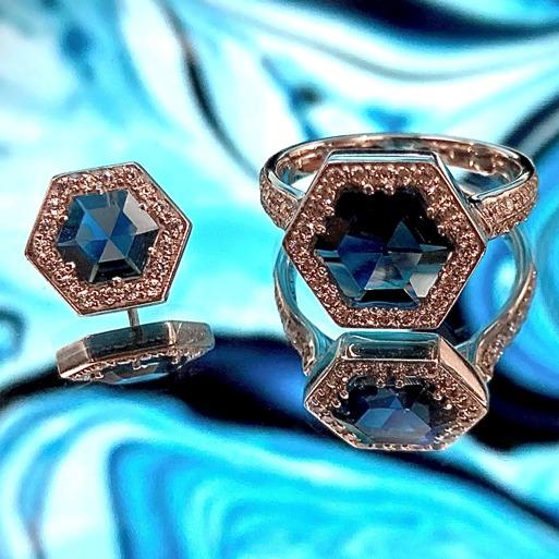 Collection hexagone bellon
